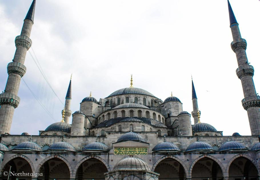 Blue Mosque – Istanbul, Turkey  Northstalgia